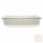 "Cambro 18266P148 - Food Storage Container, 18"" x 26""x6, 8.75 Gallon Capacity, Natural White - Pkg Qty 6"