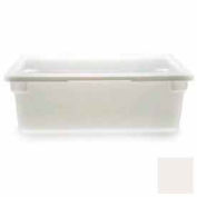 "Cambro 18269P148 - Food Storage Container, 18"" x 26""x9, 13 Gallon Capacity, Natural White - Pkg Qty 6"