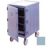 Cambro 1826LBC401 - Cart for Food Storage Boxes, Removable Cutting Board, 32 x 21-1/2x37-1/2, Blue
