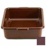 "Cambro 21155CBR131 - Cambox  (Includes Handle)15-3/16""L x 20-1/4""W x 4-15/16""D, Dark Brown, - Pkg Qty 12"