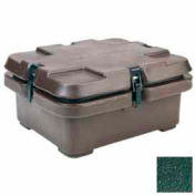 Cambro 240MPC519 - Camcarrier For 1/2 Size Food Pans, 5.3 Qts., 16-1/2x13-7/8, Stacking Lugs, Green