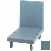 Cambro 2436UTH401 - Utility Truck with Handle Slate Blue