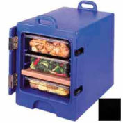 """Cambro UPC300110 - Camcarrier Food Pan Carrier for 12"""" x 20"""" Food Pans, 16-1/2 x 24x23-5/16, Black"""