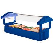 Cambro 5FBRTT186 - Table Top Model Food Bar 33x63, Navy Blue