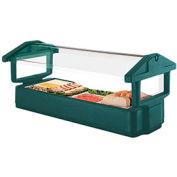 Cambro 5FBRTT519 - Table Top Model Food Bar 33x63, Green