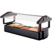 Cambro 6FBRTT110 - Table Top Model Food Bar 33x71, Black