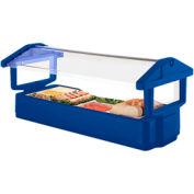 Cambro 6FBRTT186 - Table Top Model Food Bar 33x71, Navy Blue
