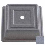 "Cambro 85SFVS191 - Plate Cover, Square, Fits 8-1/2"", Granite Gray - Pkg Qty 12"