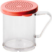 Cambro 96SKRM135 - Shaker With Medium Ground Lid, Clear - Pkg Qty 12