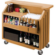 Cambro BAR540157 - Small Size, Bottle Service, Standard Decor, Beige