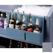 Cambro BAR54SR191 - Speed Rail 5-bottle Granite Gray