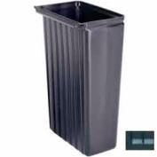 Cambro BC11TC110 - Bus Cart Trash Container, 11 gallon, for service cart, Black, NSF
