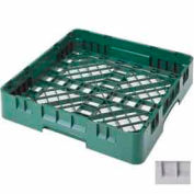 "Cambro BR258151 - Camrack  Base Rack Full Size 4"" Inside Stack Height Soft Gray NSF - Pkg Qty 6"