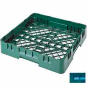 "Cambro BR258414 - Camrack  Base Rack Full Size 4"" Inside Stack Height Teal NSF - Pkg Qty 6"