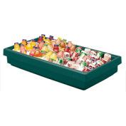 Cambro BUF72519 - Buffet Bar 24 x 67, Green