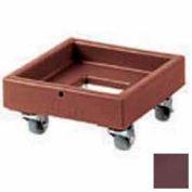 Cambro CD1313131 - Camdolly Milk Crate Dark Brown Load Capacity 250 lbs