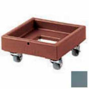 Cambro CD1313401 - Camdolly Milk Crate Slate Blue Load Capacity 250 lbs