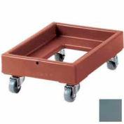 Cambro CD1420401 - Camdolly Milk Crate Slate Blue Load Capacity 350 lbs.
