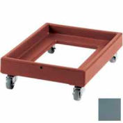 Cambro CD2028401 - Camdolly  For Milk Crates, Slate Blue, NSF