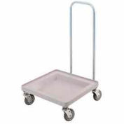Cambro CDR2020H151 - CamRack dolly w/Handle Soft Grey
