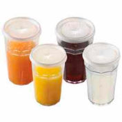 Cambro CLST6190 - Disposable Lid Dinex 6 Oz. Swirl Tumbler