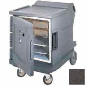 Cambro CMBHC1826LC194 - Hot/Cold Electric Cart Low Profile Granite Sand