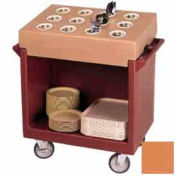 Cambro CR12157 Cutlery Rack Only, Coffee Beige