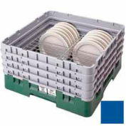 "Cambro CRP181112186 - PlateSafe, Full Size, (18) 11"" to 12-1/2"" Plates, Navy Blue"