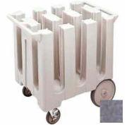 Cambro DC575191 - Dish Cart Maximum Dish Size 5-3/4 Granite Gray