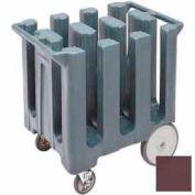"Cambro DC700131 - Dish Cart Maximum Dish Size 7"" Dark Brown"