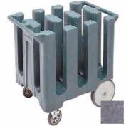 "Cambro DC700191 - Dish Cart Maximum Dish Size 7"" Granite Gray"
