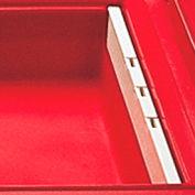 "Cambro DIV20148 - Divider Bar 20"", White - Pkg Qty 3"