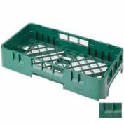 "Cambro HBR258119 - Camrack  Base Rack, 2-5/8"" Inside Stack Height, Sherwood Green, NSF - Pkg Qty 6"