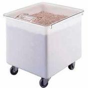 Cambro IB32148 - Ingredient Bin, Mobile, 32 Gallon Capacity, White
