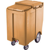 Cambro ICS200TB157 - Ice Caddy, Beige, 200 Lbs. Cap., Tall