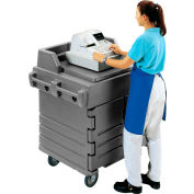 Cambro KWS40191 - Work Station, Granite Gray