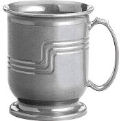 Cambro MDSM8480 - 8 Oz Coffee Cup,  Speckled Gray - Pkg Qty 48