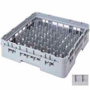 "Cambro PR500151 - Camrack  9 x 9 Peg Rack With 1 Extender 4-1/4"" Max. Height Soft Gray - Pkg Qty 5"
