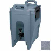 Cambro UC250191 - Ultra Camtainer Beverage Carrier, Insulated Plastic, 2-3/4 Gallon Capacity, Gray