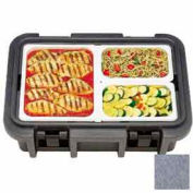 Cambro UPC160191 - Camcarrier Ultra Pancarrier, Cap. 20 Qt., Stackable, Granite Gray