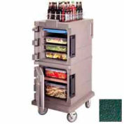 Cambro UPC600519 - Ultra CamCart Food Pan Carrier, Front Loading, Cap. 45 Qt., Green