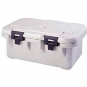 Cambro UPCS160480 - Camcarrier S-Series Pancarrier, Top Loading, Cap. 20 Qt., Speckled Gray