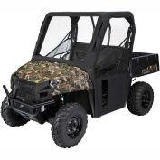 QuadGear Extreme UTV Cab Enclosure - Kawasaki Mule 4000/4010, Black