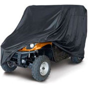 UTV Storage Cover For Extended Roll Cages, Black