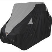 Classic Accessories Deluxe UTV Storage Cover, Large, Black/Gray - 18-064-043801-00