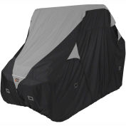 Classic Accessories Deluxe UTV Storage Cover, XLarge, Black/Gray - 18-065-053801-00