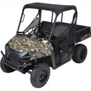 Classic Accessories UTV Roll Cage Top, Polaris Ranger Full, Black - 18-089-010401-00