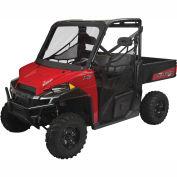 Classic Accessories UTV Front Windshield, Polaris Ranger 900 XP, Black - 18-098-010401-00