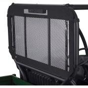 Classic Accessories UTV Rear Windshield, Kawasaki Mule 600, Black - 18-103-010401-00