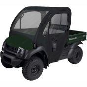 Classic Accessories UTV Cab Enclosure, Kawasaki Mule 600, Black - 18-113-010401-00